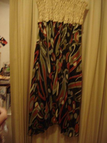 ** Sexy Spag Tube Dress **