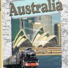 World's Greatest Train Ride Videos Australia VHS