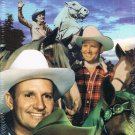 Classic Singing Cowboys Roy Rogers & Gene Autry Six Movies On One Video