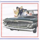 Classic Automobile Commercials Volume One Video From The Mild 50's To The Wild 60's