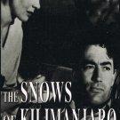 The Snows Of Kilimanjaro Movie Video Gregory Peck Susan Hayward