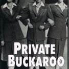 Private Buckaroo Movie Video Hollywood Classics Harry James Andrew Sisters