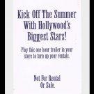 In Store Trailer Video Blockbuster Summer 1993