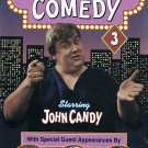 The Best Of John Candy's Big City Comedy 3 Video