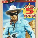 The Best Of The Lone Ranger Collection Video 12 Episodes