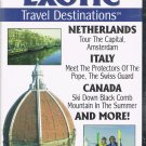 World's Most Exotic Travel Destinations Netherlands Italy Canada Video