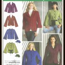 Simplicity Easy To Sew Pattern No. 3563 Misses Jackets & Hat  Sizes 14 to 22