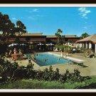Vintage Postcard Maui Palms Hotel Hawaii 1960's