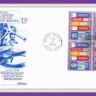 1969 Honoring United Nations Institute For Training & Research First Day Cover Issue Envelope Stamps