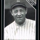 1992 Miller Huggins #649 The Sporting News Conlon Collection Baseball Trading Card
