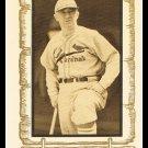 1981 Frankie Frisch #46 Cramer Sports Promotions Baseball Trading Card