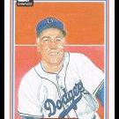 1983 Duke Snider #14 Donruss Hall Of Fame Heroes Baseball Trading Card