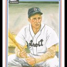 1983 Hank Greenberg #16 Donruss Hall Of Fame Heroes Baseball Trading Card