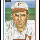 1983 Grover Alexander #23 Donruss Hall Of Fame Heroes Baseball Trading Card