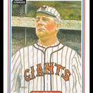 1983 John McGraw #35 Donruss Hall Of Fame Heroes Baseball Trading Card