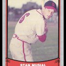 1988 Stan Musial #6 Baseball Legends Trading Card Pacific