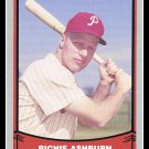 1988 Richie Ashburn #8 Baseball Legends Trading Card Pacific