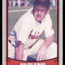 1988 Ralph Kiner #9 Baseball Legends Trading Card Pacific