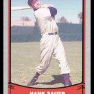 1988 Hank Sauer #23 Baseball Legends Trading Card Pacific