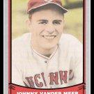 1988 Johnny Vander Meer #30 Pacific Baseball Legends Trading Card