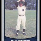 1988 Allie Reynolds #41 Pacific Baseball Legends Trading Card
