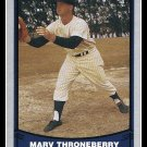 1988 Marv Throneberry #48 Pacific Baseball Legends Trading Card