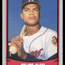 1988 Felipe Alou #58 Pacific Baseball Legends Trading Card