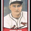 1988 Johnny Mize #63 Pacific Baseball Legends Trading Card