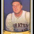 1988 Bob Friend #78 Pacific Baseball Legends Trading Card