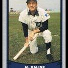 1988 Al Kaline #104 Pacific Baseball Legends Trading Card