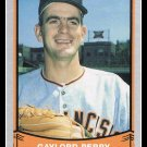 1989 Gaylord Perry #152 Pacific Baseball Legends Trading Card