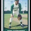 1989 Bert Campaneris #157 Pacific Baseball Legends Trading Card