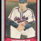 1989 Thornton Lee #158 Pacific Baseball Legends Trading Card