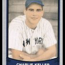1989 Charlie Keller #194 Pacific Baseball Legends Trading Card