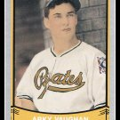 1989 Arky Vaughan #200 Pacific Baseball Legends Trading Card
