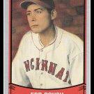 1989 Edd Roush #216 Pacific Baseball Legends Trading Card