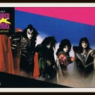 Gene Simmons Kiss Music Trading Card 1991 Proset Super Stars #197