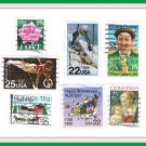 1988 United States USA Commemorative Stamps