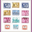 Magyar Posta Hungary Postage Stamps 21