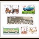 Polska Poland Postage Stamps Cancelled