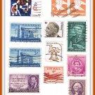 USA United States Postage Stamps Vintage