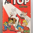 All Top Comics No. 6 Comic Book 1959 Atomic Mouse Vintage Rare