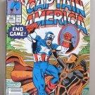 Captain America Comic Book 1991 Vol. 1 #392 Marvel