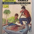 Classics Illustrated Swiss Family Robinson 1969 Comic Book #42