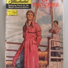 A Tale Of Two Cities #6 Comic Book Classics Illustrated Charles Dickens Vintage 40's