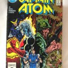 Captain Atom No. 9 Comic Book 1987