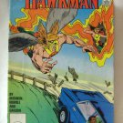 Hawkman No. 15 Comic Book DC Comics 1987 Vintage