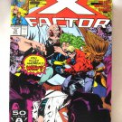 Marvel Comics X Factor Comic Book 1991 Vol. 1 No. 72