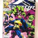Comic Book Jan. 1992 X Factor  Vol. 1 #74 Marvel Comics