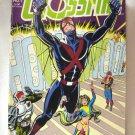 Crossfire  Vol. 1 No. 1 Comic Book 1984 May Eclipse Comics